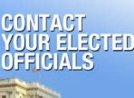 Contact Your Elected Officials
